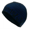 The North Face Texture Logo Beanie - Tnf Blue / Tnf Black