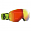 Scott Men ' S Lcg Evo Snowsports Goggle - Yellow / Enhancer Red Chrome