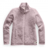 The North Face Women ' S Crescent Full Zip Jacket - Ashen Purple Heather