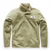 The North Face Men ' S Sherpa Patrol 1 / 4 Snap Pullover - Four Leaf Clover Heather