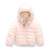 The North Face Youth Infant Reversible Perrito Jacket - Purdy Pink