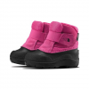 The North Face Youth Toddler Alpenglow Ii Boots - Mr . Pink / Tnf Black