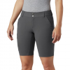 Columbia Women ' S Saturday Trail Long Short ( Extended Sizes ) - Black