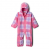 Columbia Youth Infant Snowtop Ii Bunting - 695pinkice