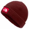 The North Face Men ' S Salty Dog Beanie - Deep Garnet Red