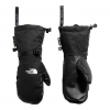 The North Face Women ' S Etip Montana Gore - Tex Mittens - Tnf Black Heather