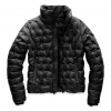 The North Face Women ' S Holladown Crop Jacket - Tnf Black