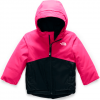 The North Face Toddler Snowquest Insulated Jacket - Mr . Pink