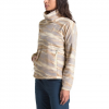 The North Face Women ' S Tka Glacier Funnel - Neck Pullover - Vintage White Camo