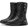 The North Face Women ' S Thermoball Buttonup Boots - Tnf Black / Titanium
