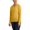 The North Face Women ' S Milvia Tri - Blend Full - Zip Hoodie - Golden Spice Heather