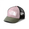 The North Face Youth Mudder Trucker Hat - Ashen Purple / New Taupe Green