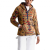 The North Face Women ' S Campshire Pullover Hoodie 2 . 0 - Cedar Brown California Geo Print