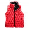 The North Face Women ' S Holladown Crop Vest - Tnf Red