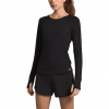 The North Face Women ' S Essential Long Sleeve Tee - Tnf Black