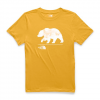 The North Face Women ' S Short Sleeve Bearinda Tri - Blend Tee - Golden Spice Heather