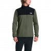The North Face Men ' S Tka Glacier 1 / 4 Zip - New Taupe Green