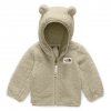 The North Face Youth Infant Campshire Bear Hoodie - Crockery Beige