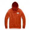The North Face Men ' S Patch Pullover Hoodie - Picante Red Heather