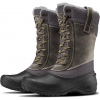 The North Face Women ' S Shellista Iii Mid Boots - Stingray / Dark Gull Grey