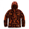 The North Face Women ' S Campshire Pullover Hoodie 2 . 0 - Deep Garnet Red California Geo Print