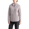 The North Face Women ' S Crescent Hooded Pullover - Ashen Puple Heather