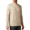 Columbia Men ' S Pfg Super Terminal Tackle Long Sleeve Shirt - Fossil