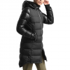 The North Face Women ' S Metropolis Parka Iii - Black Matte Shine