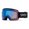 Smith Men ' S Squad Snow Goggle - Black / Chromapop Storm Rose Flash