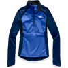 The North Face Women ' S Winter Warm Insulated Pullover - Tnf Blue / Flag Blue