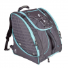 Athalon Deluxe Everything Ski Boot Bag Plus - Graphite / Teal