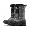 The North Face Youth Shellista Lace Iv Boots - Zinc Grey / Ashen Purple