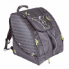 Athalon Deluxe Everything Ski Boot Bag Plus - Black / Lime