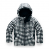The North Face Youth Toddler Perrito Reversible Jacket - Tnf Black Gingham Print