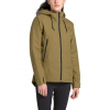 The North Face Women ' S Inlux Insulated Jacket - British Khaki