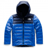 The North Face Youth Boy ' S Reversible Perrito Jacket - Tnf Blue / Navy