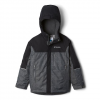 Columbia Youth Boy ' S Mighty Mogul Jacket - Grill Check / Black
