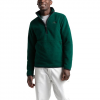 The North Face Men ' S Dunraven Sherpa 1 / 4 Zip - Night Green