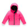 The North Face Youth Toddler Perrito Reversible Jacket - Mr . Pink