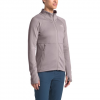 The North Face Women ' S Canyonlands Full Zip Fleece - Ashen Purple