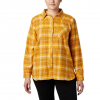 Columbia Women ' S Simply Put Ii Flannel Shirt - Eve
