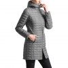 The North Face Women ' S Thermoball Eco Parka - Tnf Medium Grey