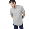 Tentree Men ' S Standard T - Shirt - High Rise Grey Heather