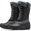 The North Face Women ' S Shellista Iii Mid Boots - Tnf Black / Zinc Grey