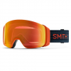 Smith Men ' S 4d Mag Snow Goggle - Red Rock / Chromapop Everyday Red Mirrow