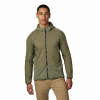 Mountain Hardwear Men ' S Kor Strata Climb Jacket - Light Army