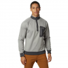 Mountain Hardwear Men ' S Norse Peak 1 / 2 Zip - Manta Grey