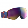 Scott Men ' S Vapor Snowsports Goggle - Grenadine Orange / Enhancer Teal Chrome