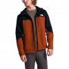 The North Face Men ' S Apex Canyonwall Hybrid Hoodie - Picante Red