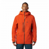 Mountain Hardwear Men ' S Cloud Bank Gore - Tex Jacket - Haze Orange